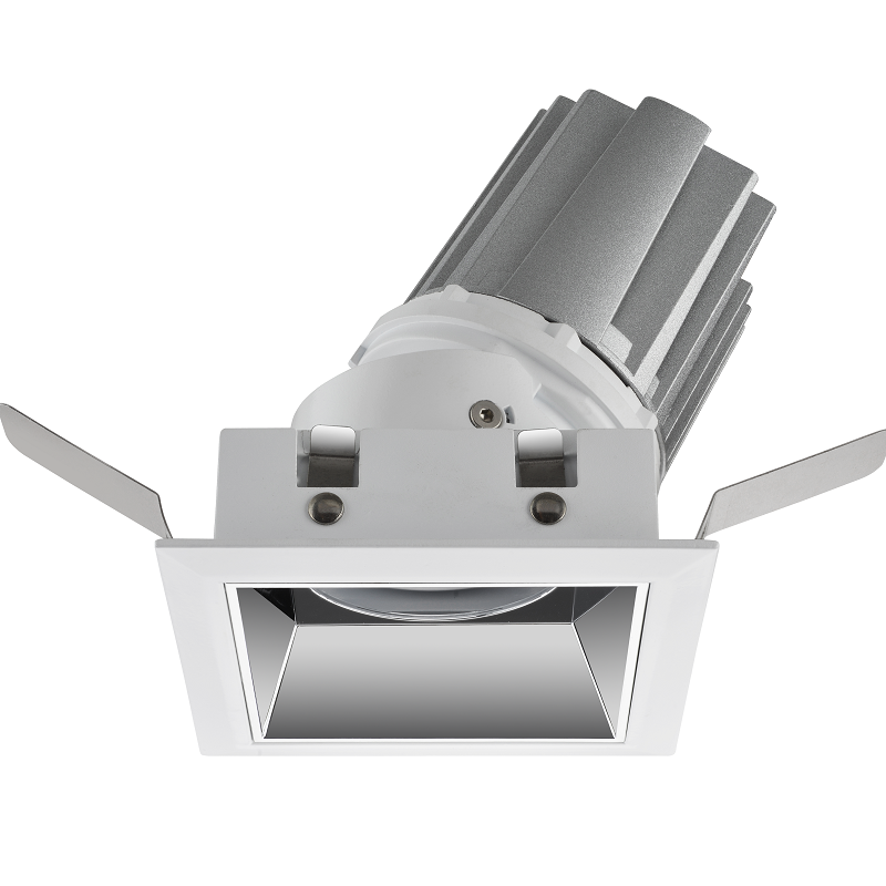 IP65 square recessed LED downlight