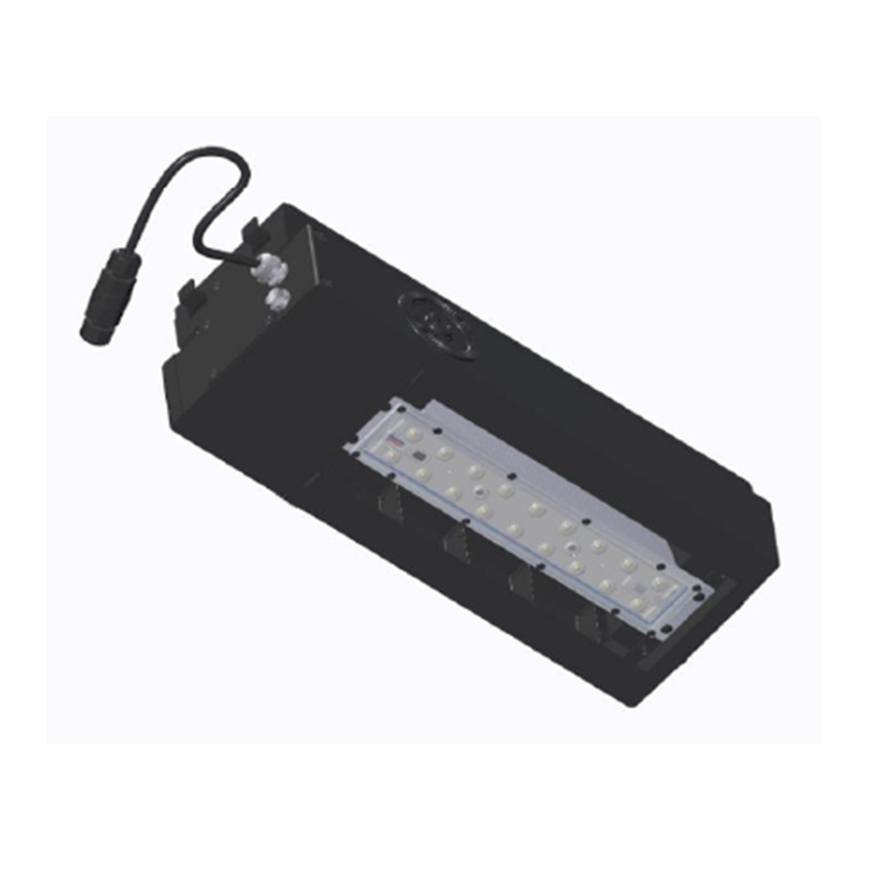Outdoor Modular LED Canopy Bay Light